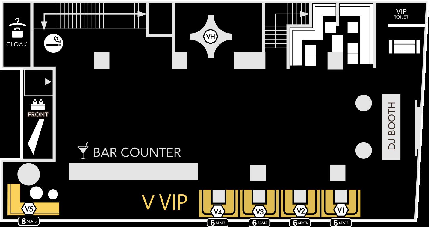 V VIP 1F SANCTUARY